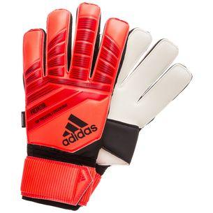 adidas Predator Top Training Fingersave Torwarthandschuhe Herren rot / schwarz