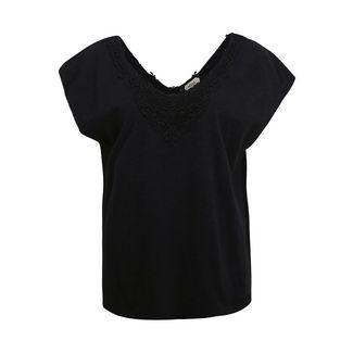 Usha T-Shirt Damen schwarz