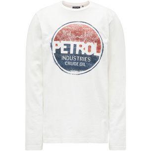 Petrol Industries Sweatshirt Kinder Antique White