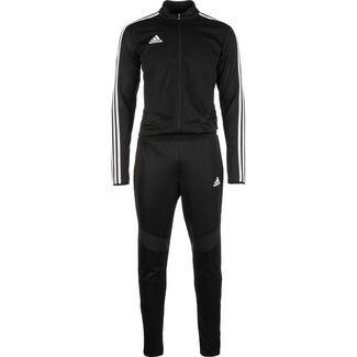 adidas Tiro 19 Trainingsanzug Herren schwarz / weiß