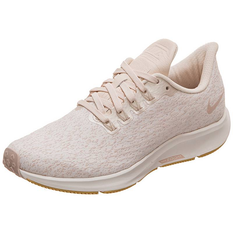 new arrival ff167 39b55 Nike Air Zoom Pegasus 35 Laufschuhe Damen altrosa  weiß