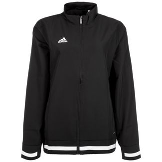 adidas Team19 Woven Jacket Trainingsjacke Damen schwarz