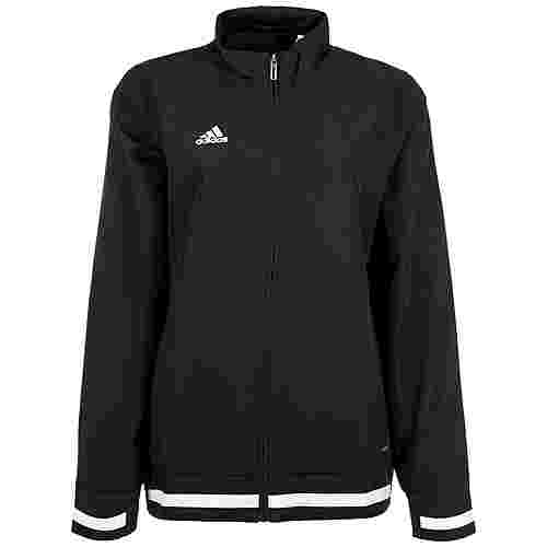 adidas Team19 Woven Jacket Trainingsjacke Damen schwarz