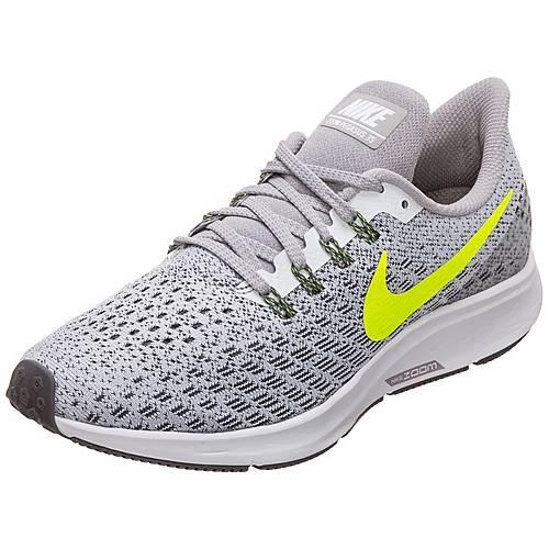 Nike Air Zoom Pegasus 35 Laufschuhe Damen grau gelb im Online Shop von SportScheck kaufen
