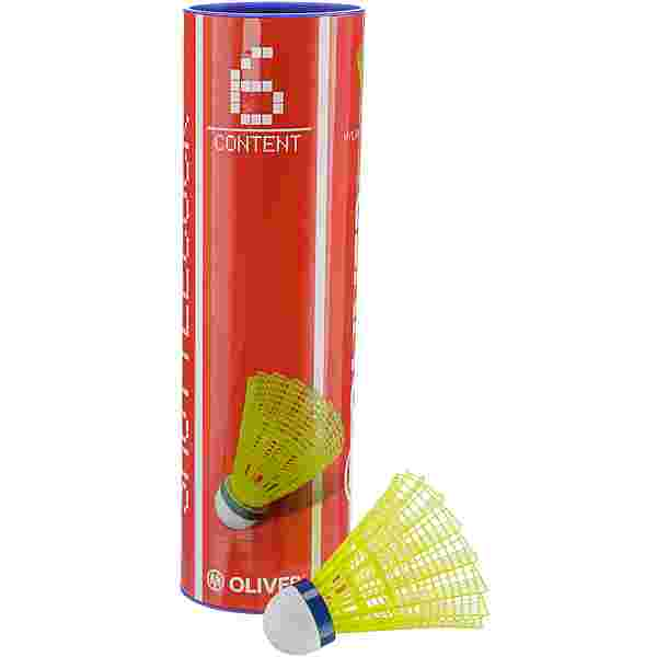 OLIVER Pro Tec 5 blau mittel Badmintonball blau
