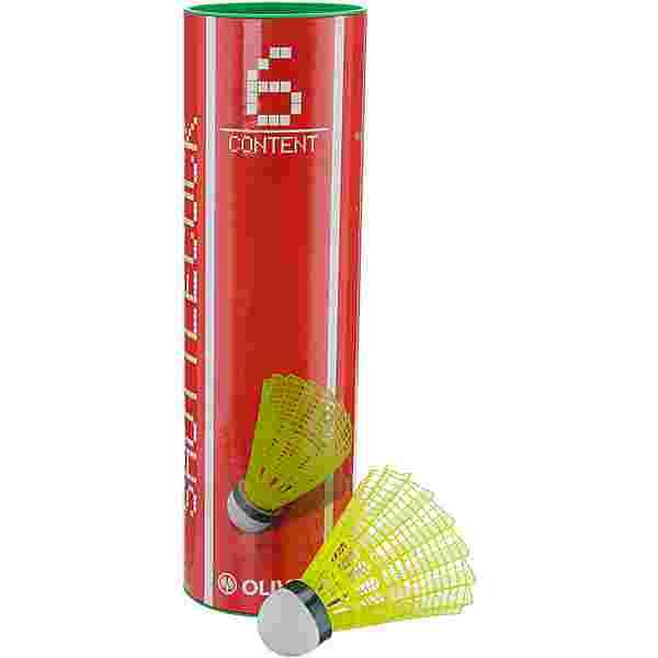 OLIVER Pro Tec 5 grün langsam Badmintonball grün