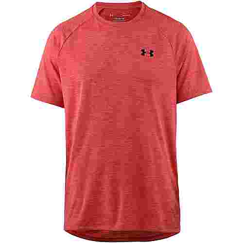 Under Armour TECH Funktionsshirt Herren red