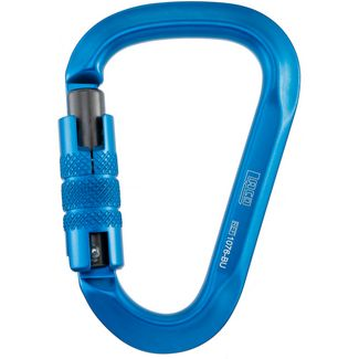 LACD HMS Trilock Big Karabiner blue