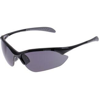 ALPINA Tri Quatox Sportbrille schwarz