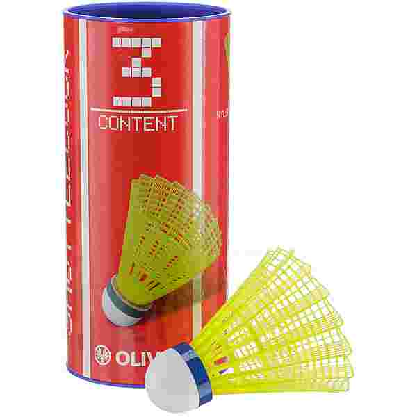 OLIVER Pro Tec blau mittel Badmintonball blau
