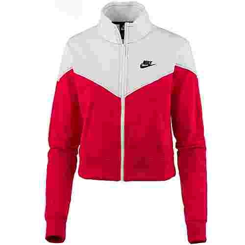 Nike NSW HRTG Polyjacke Damen university red-white-white