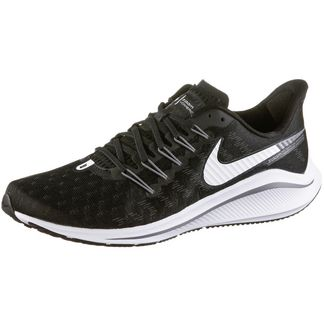Nike AIR ZOOM VOMERO 14 Laufschuhe Herren black-white-thunder grey
