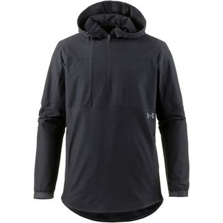 Under Armour VANISH HYBRID Funktionsjacke Herren black