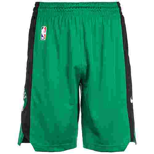 Nike Boston Celtics Basketball-Shorts Herren grün / schwarz