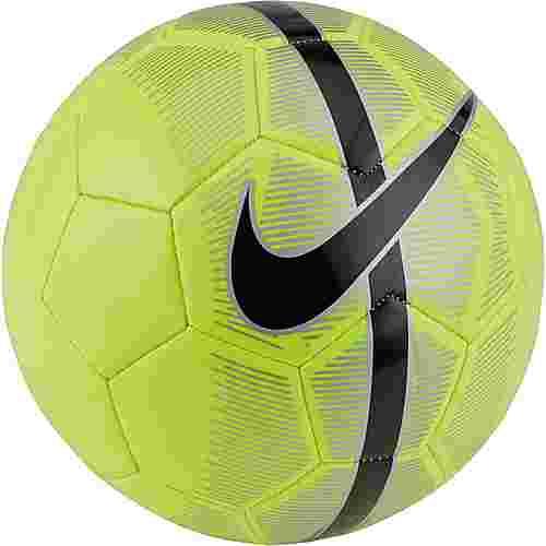 Nike Mercurial Fade Fußball volt-metallic silver-black