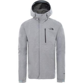 The North Face  DRYZZLE GORE-TEX® Regenjacke Herren tnf medium grey heather