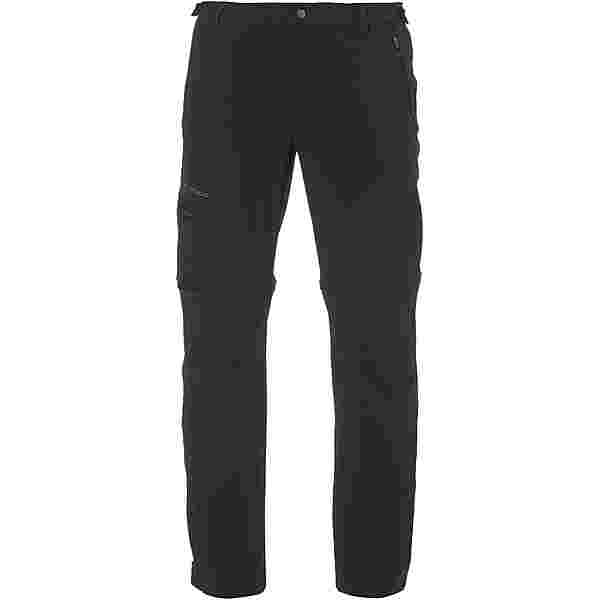 VAUDE Farley Stretch T-Zip II Zipphose Herren black