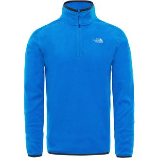 The North Face Glacier Fleecepullover Herren bomber blue