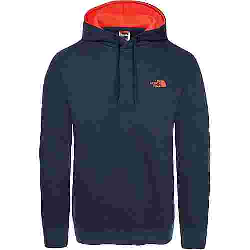 The North Face SEASONAL DREW PEAK Hoodie Herren urban navy-fiery red
