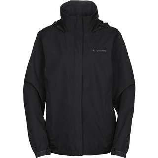 VAUDE Escape Light Regenjacke Damen black