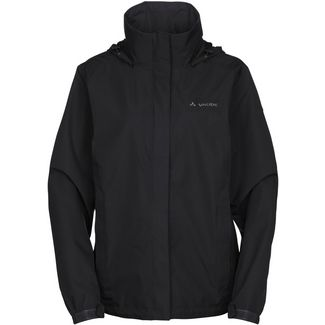 VAUDE Escape Light Wanderjacke Damen schwarz