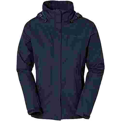 VAUDE Escape Light Regenjacke Damen marine