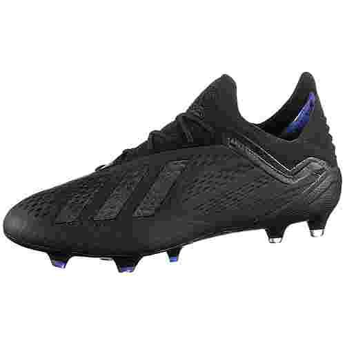 adidas X 18.1 FG Fußballschuhe core black