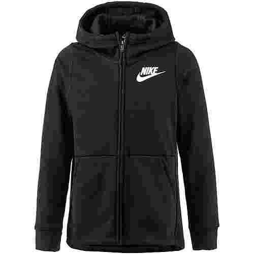 Nike Sweatjacke Kinder black-white-c-o