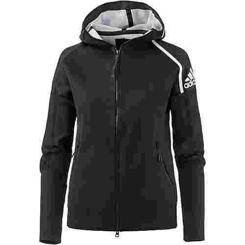 adidas ZNE Sweatjacke Damen black
