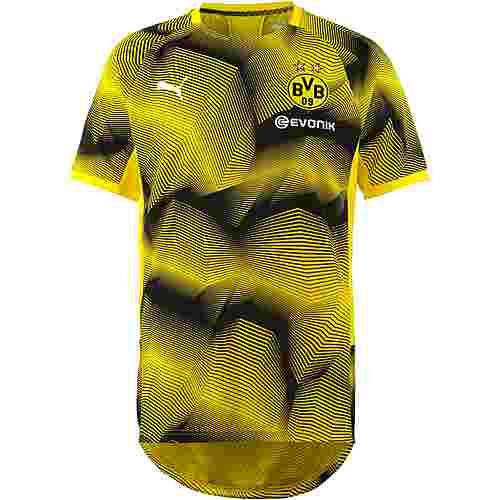 PUMA Borussia Dortmund Funktionsshirt Herren cyber yellow-cyber yellow