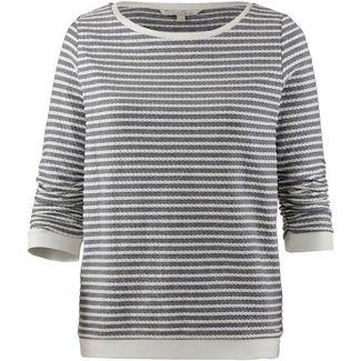 TOM TAILOR Sweatshirt Damen structure stripe