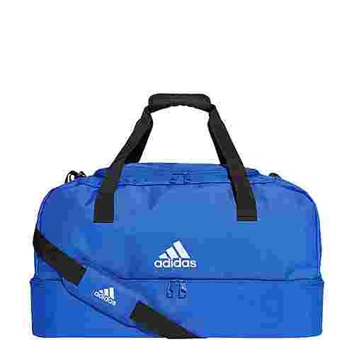 adidas Tiro Duffelbag M Sporttasche Herren Bold Blue / White