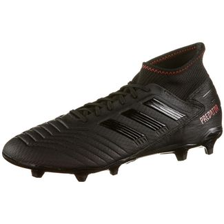 adidas PREDATOR 19.3 FG Fußballschuhe core black