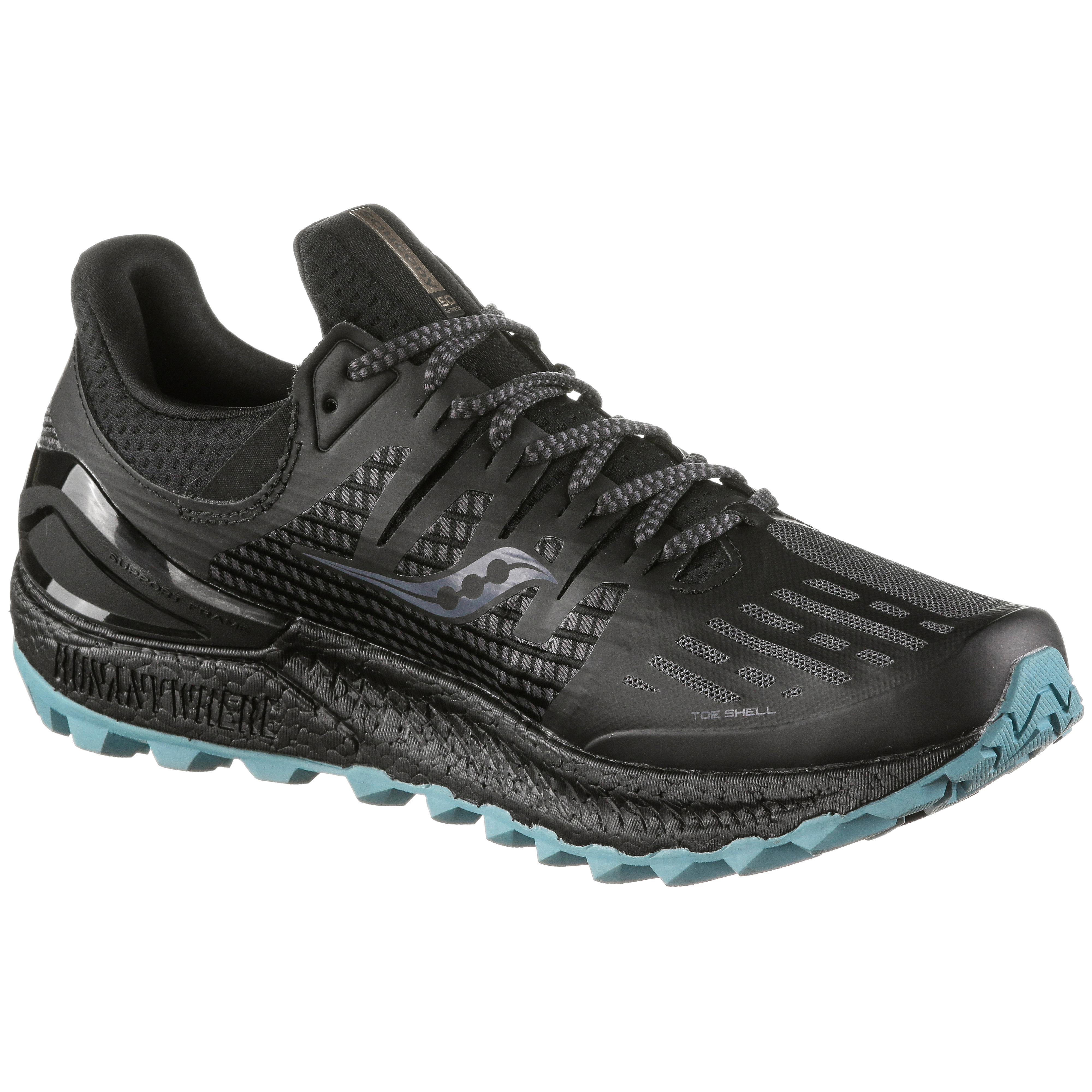 Saucony Xodus ISO3 Laufschuhe Herren grau-schwarz im Online Shop Shop Shop von SportScheck kaufen Gute Qualität beliebte Schuhe 44e09b
