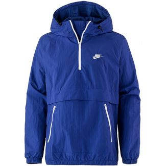 Nike NSW Windbreaker Herren indigo force-white