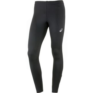 ASICS Silver Lauftights Herren performance black