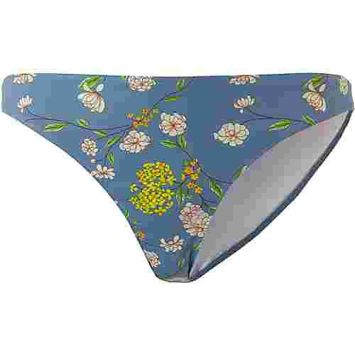 Maui Wowie Flower Bikini Hose Damen royal