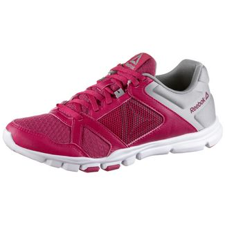 Reebok Yourflex Trainette 10 Fitnessschuhe Damen rugged rose-grey-white