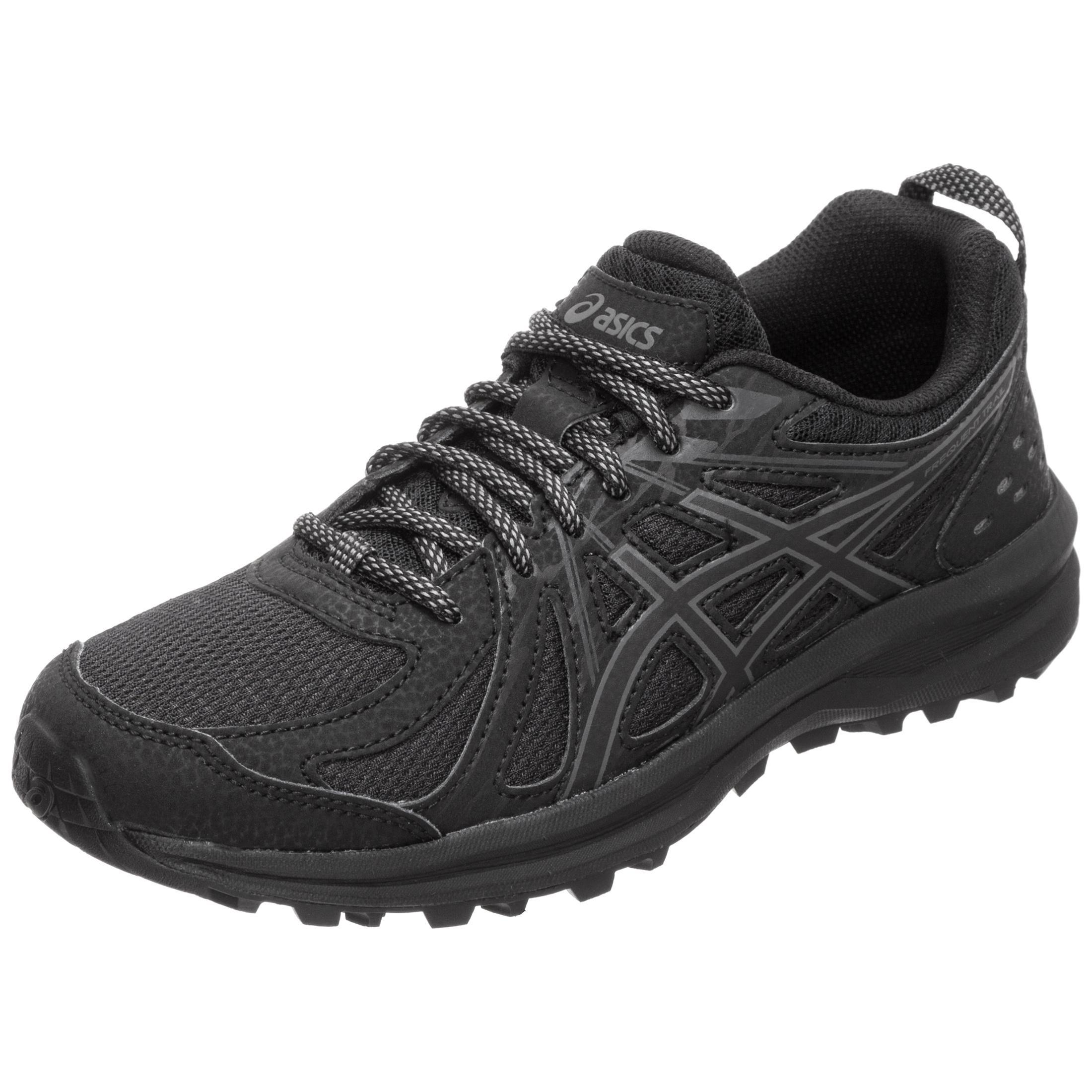 ASICS Frequent Laufschuhe Damen schwarz   grau im Online Shop von SportScheck kaufen Gute Qualität beliebte Schuhe