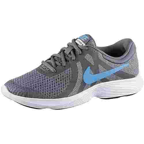 Nike Revolution Laufschuhe Kinder cool-grey-blue-fury-pure-platinum-black
