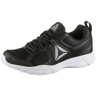 Reebok 3D Fusion TR Fitnessschuhe Damen black-silver-white