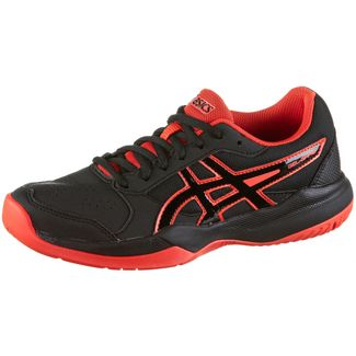 ASICS Gel Game Tennisschuhe Kinder black-cherry tomato
