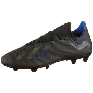 adidas X 18.3 FG Fußballschuhe core black