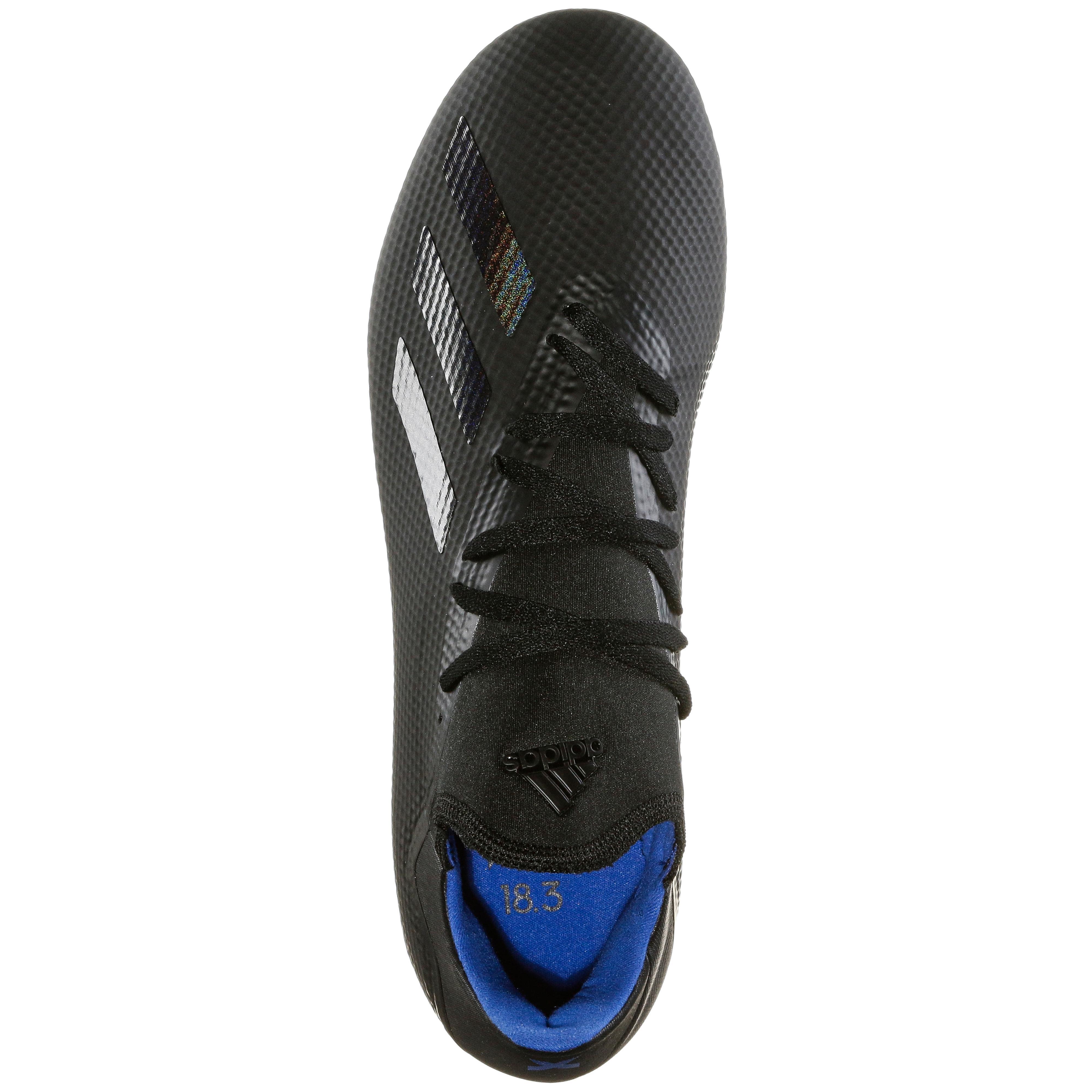 Adidas X 18.3 FG Fußballschuhe im core schwarz im Fußballschuhe Online Shop von SportScheck kaufen Gute Qualität beliebte Schuhe f01edd