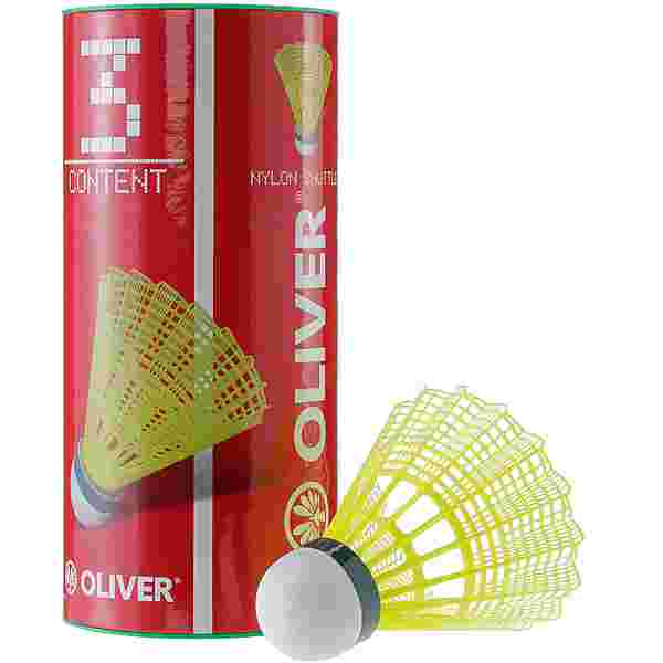 OLIVER Pro Tec grün langsam Badmintonball grün