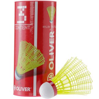 OLIVER Pro Tec rot schnell Badmintonball rot