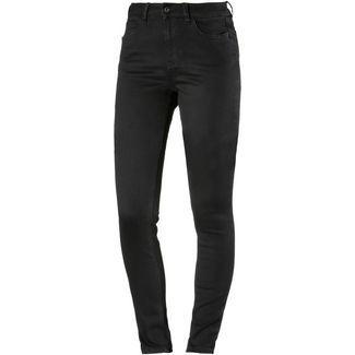 TOM TAILOR Nela Skinny Fit Jeans Damen black denim