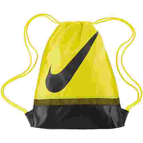 Nike Academy Turnbeutel opti yellow-black-black