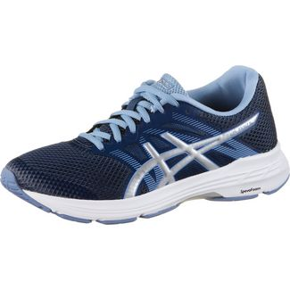 ASICS Gel-Exalt 5 Laufschuhe Damen indigo blue-silver