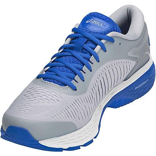 ASICS Gel Kayano 25 Lite Show Laufschuhe Herren mid grey illusion blue im Online Shop von SportScheck kaufen